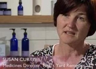Susan Curtis of Neil's Yard Remedies
