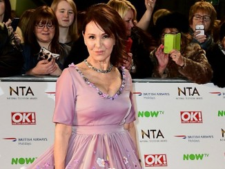 Arlene Phillips arriving at the National Television Awards 2016 held at The O2 Arena in London. PRESS ASSOCIATION Photo. See PA story NTAs. Picture date: Wednesday January 20, 2016. Photo credit should read: Ian West/PA Wire