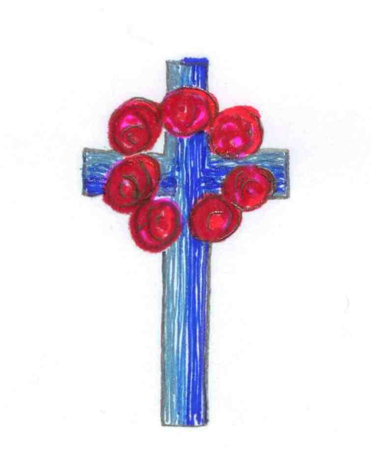 rose cross 1